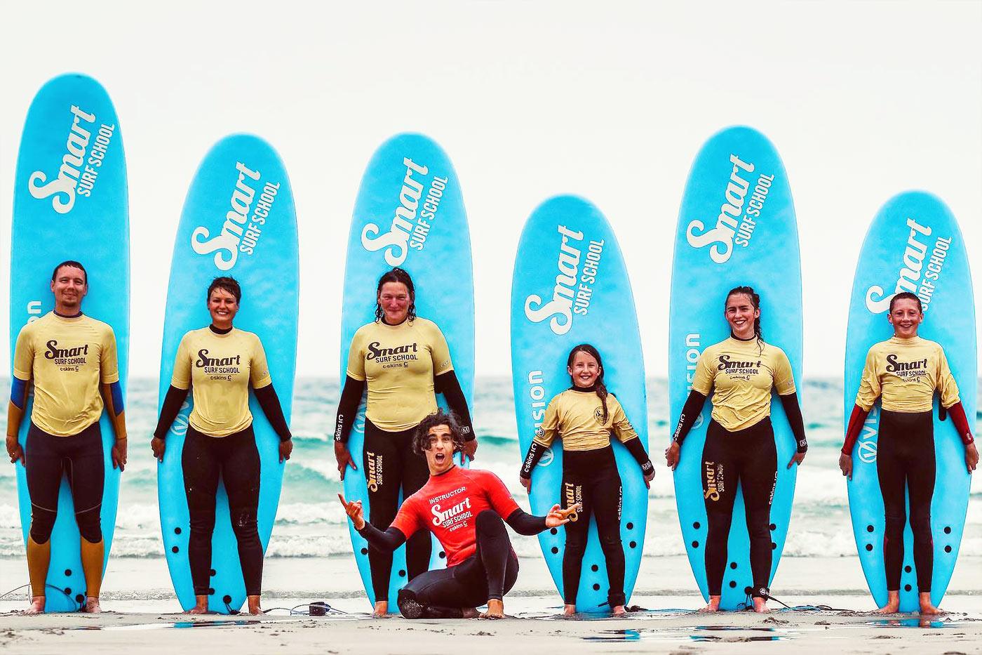 Smart-surf-school
