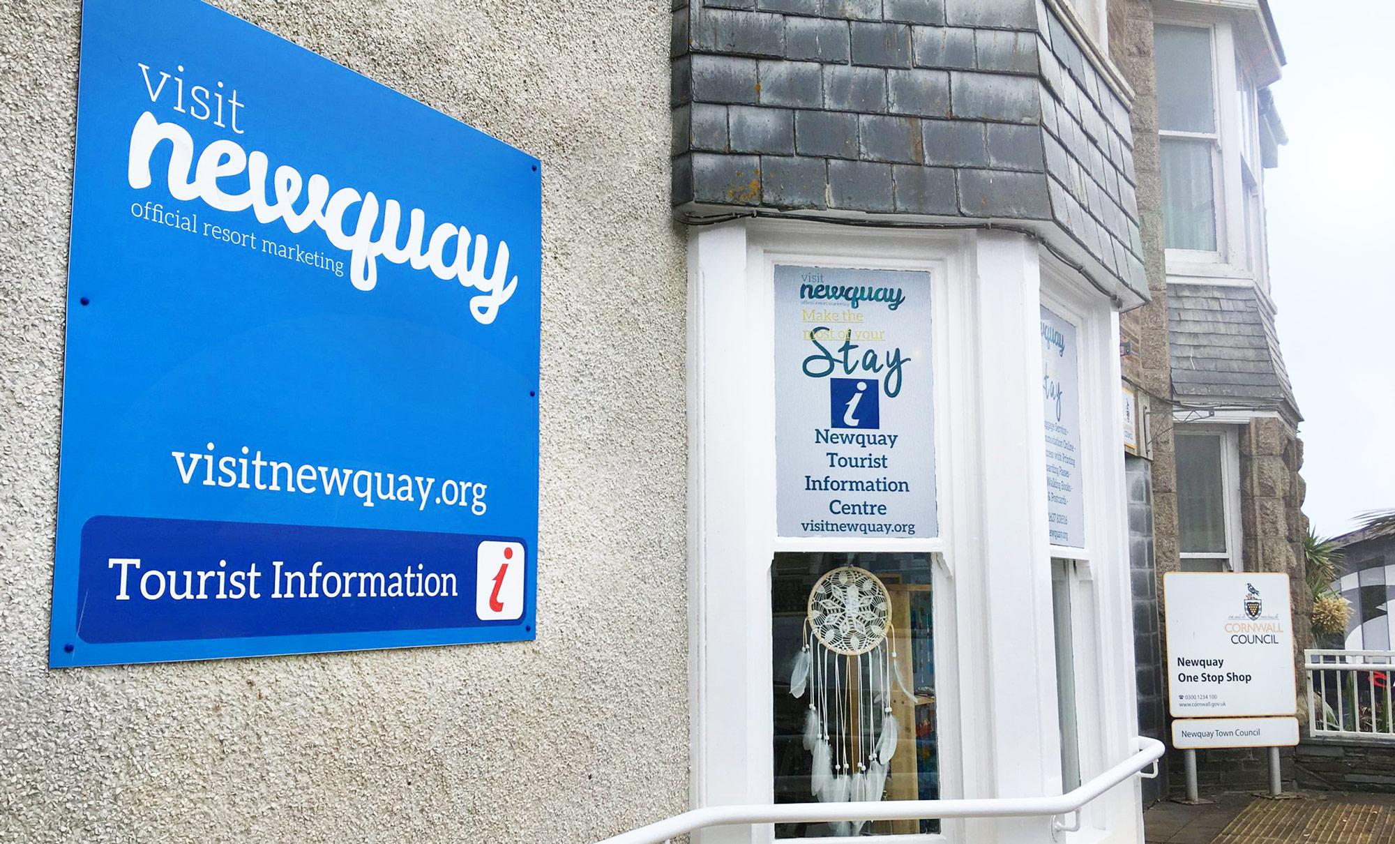 Newquay TIC