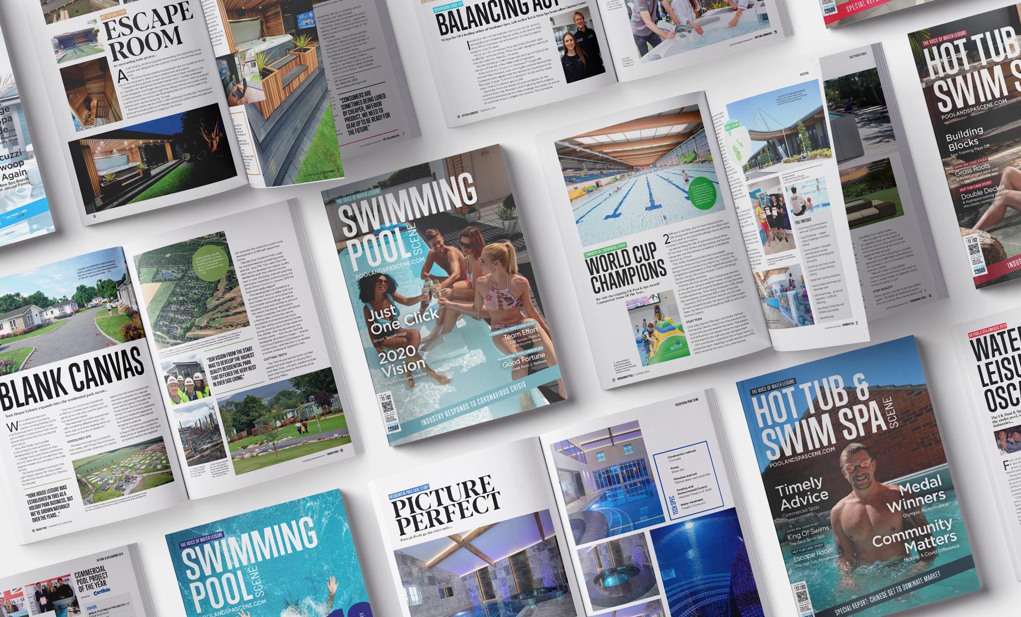 Magazine design suffolk
